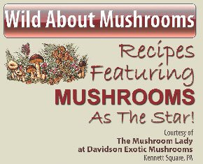 Wild about Mushrooms