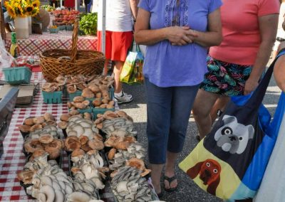 Photos of the Bethany Beach Farmers Market on July 28 by Jenn Carter