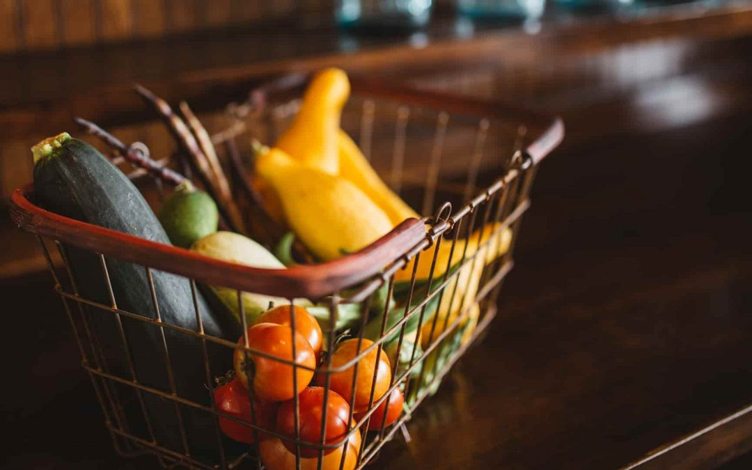 Vegetable Fruit Medley