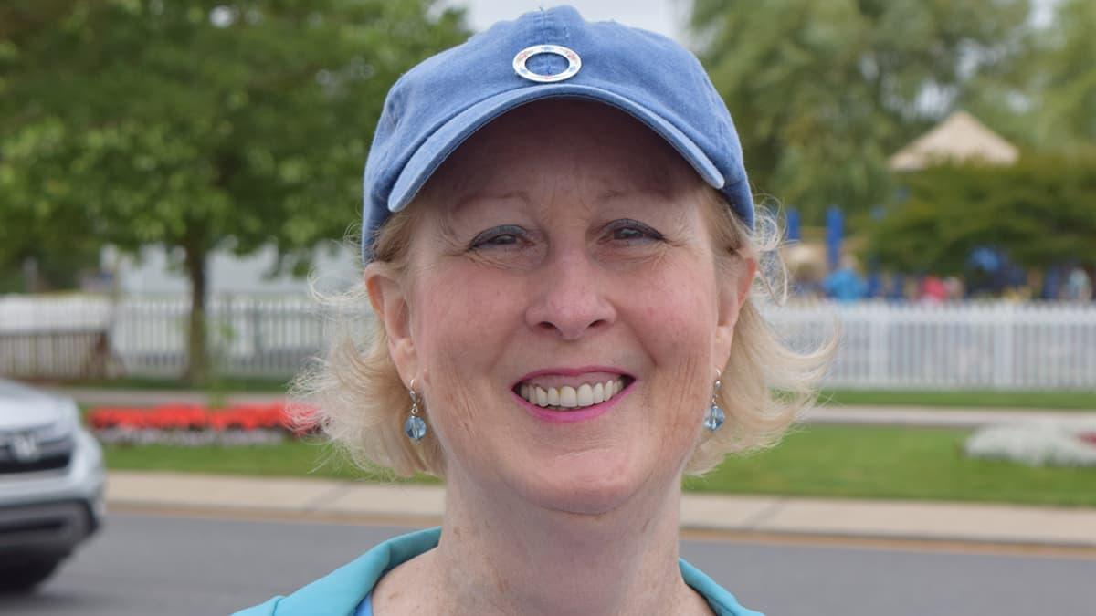 Carolyn Corrigan of Dagsboro