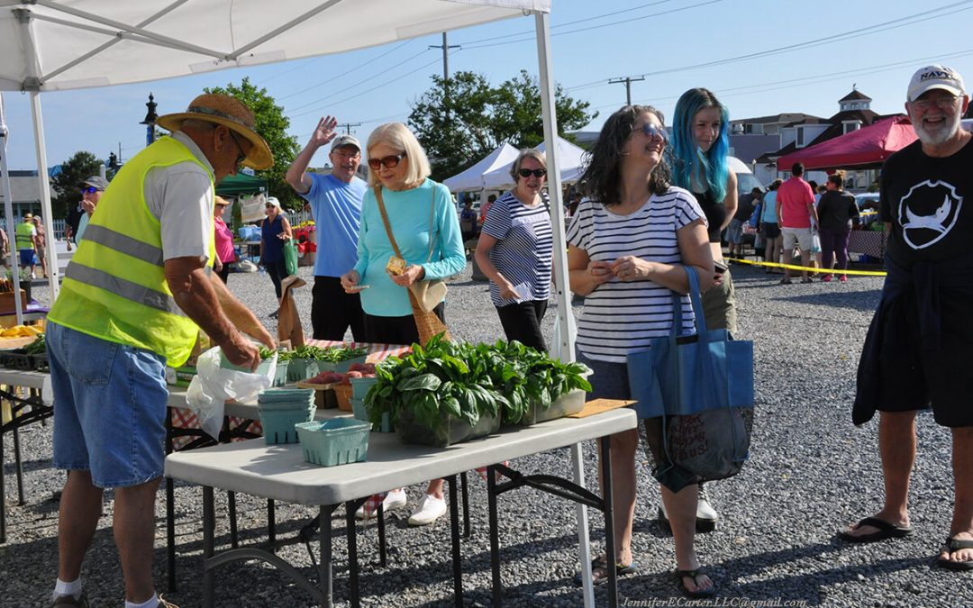 A Perfect Farmers' Market Day